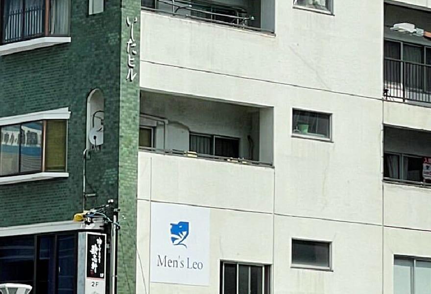 Men's Leo外観